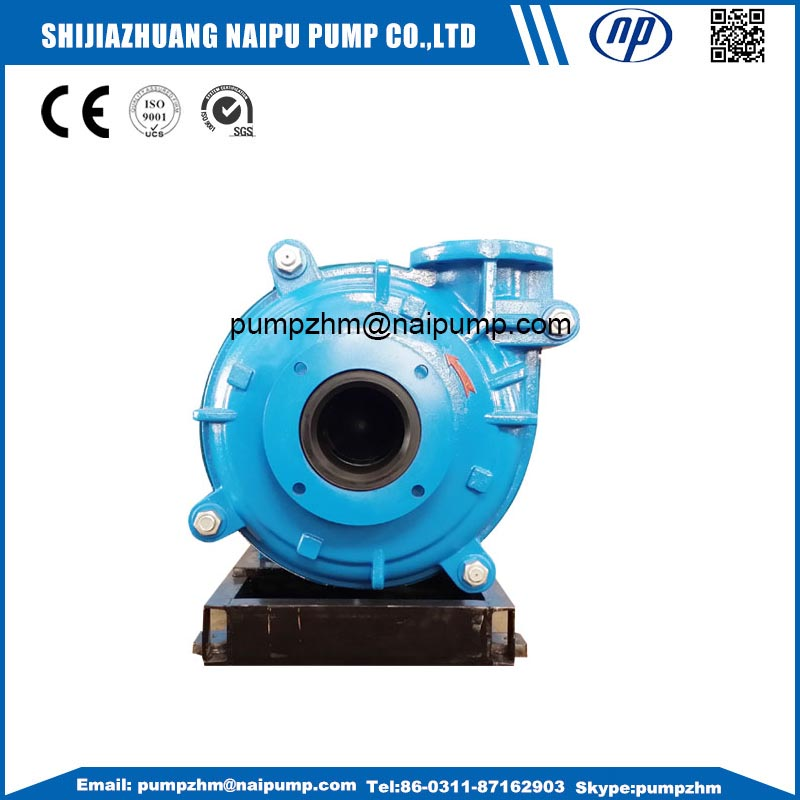002 AH bare shaft pump
