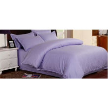 Nuevo producto caliente de las ventas del algodón del algodón 60 * 40s raya sábana de colores