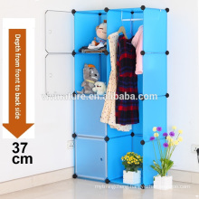 Creative Receive Frame Wardrobe\Colorful Square Home Wardrobe\ Room Save House Wardrobe