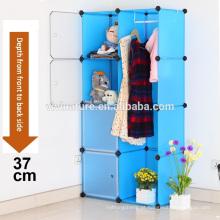 Criativo Receber Wardrobe Frame \ Guarda-roupa Home Quadrado Colorido \ Room Save House Wardrobe