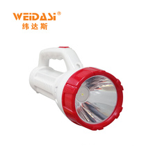 china high quality ABS powerful handheld led light for search emergency