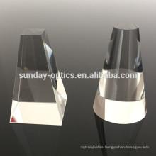 Optical glass solar prism bk7