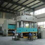 4-kolom hidrolik Stamping Pers 1250T