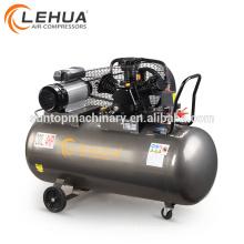 4hp 3cylinders 200l belt driven piston air compressor