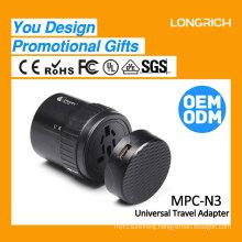 Universal travel adapter Newest product universal power 230v plug adapter