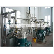Linha de produção da extração do óleo de coco da alta qualidade / máquina da extração do óleo da copa com consumo de baixa energia