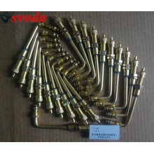 Terex tr35 partes de válvula de controle de vapor torto, válvula de haste torta 09384204