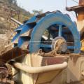 Bucket Wheel Sand Washing Machine