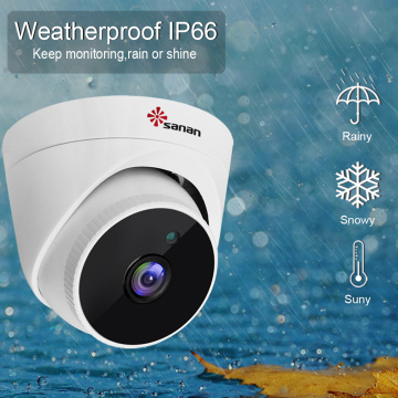 IP 5MP CCTV Dome-Kamerasystem