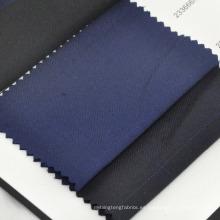 Textiles antiestáticos de la tela del traje de las lanas para el desgaste formal occidental para los hombres