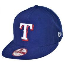 Texas Rangers 9fifty Strapback Baseball Caps