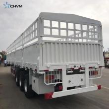 40ft Side Wall Semi Cargo Truck Fence Semi Trailer