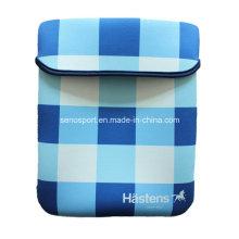 El tipo más barato cubierta impermeable del iPad del neopreno sin la cremallera (SNLS06)