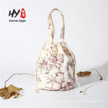 Waterproof soft material lovely canvas belt bag
