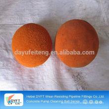 Betonpumpe-Reinigungsball für Verkauf in Indien