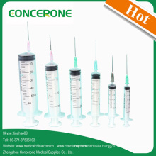 1ml 3ml 5ml 10ml 20ml Medical Sterilized Disposable Syringe