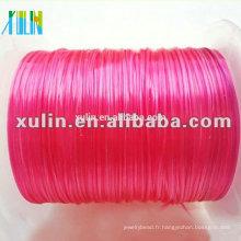 fournisseur de fil élastique plat ES20 #