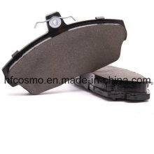Pour Toyota Car Ceramic Brake Pad Fabrication
