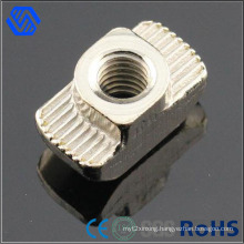 T Slot Stainless Steel & Steel T Nut