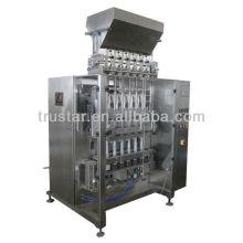 DXDK 750 Granulat Mehrspur-Stick Verpackungsmaschine