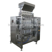 DXDK 750 granule multi-lane stick packing machine