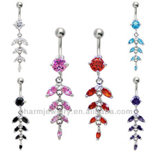 Jóias de moda Dangle Belly Rings BER-019