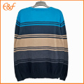 V-neck Stripe Nice Sweater for Guys