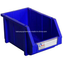 Warehouse Stackable Plastic Small Parts Storage Bin