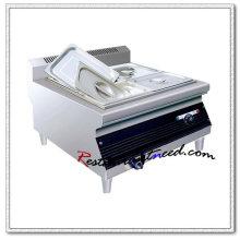K450 Comptoir électrique Bain Marie équipement de cuisson
