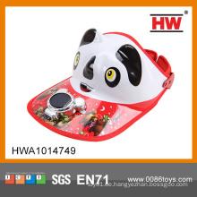 Heißer Verkaufs-Solarkühlventilator-Kappen-Panda-Solarkappenventilator