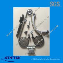 Комплекты цепи привода газораспределительного механизма для Chevrolet / Opel (76093/76092)