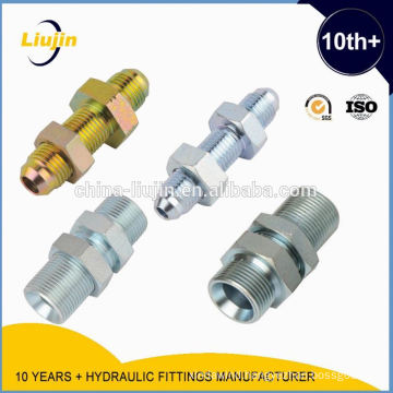 """With SGS Certification factory supply 1/2"""" bulkhead fitting"""