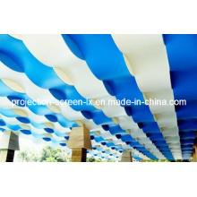 Film de plafond en PVC coloré à chaud et vendu à chaud 250d * 250d