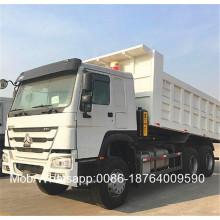 Sinotruk 6x4 371hp Dumper Howo Heavy Truck