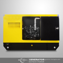 50kw Shangchai generator powered by diesel engine SC4H95D2