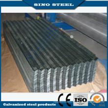 Sgch Grade Corrugated Galvanized Metal Roof