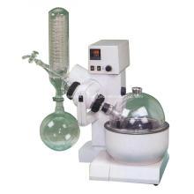 Utilisation en laboratoire du mini évaporateur rotatif