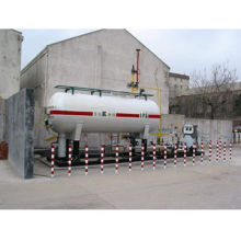 Skid Mounted LPG CNG Filling Station