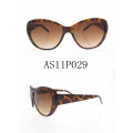 Mejor diseñador mujer polarizada Sun gafas gafas As11p029