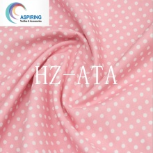 Polyester Print Pongee Fabric