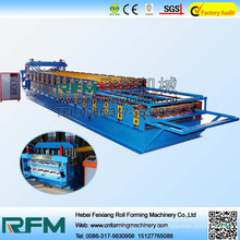 FX roll forming machine 2 in 1