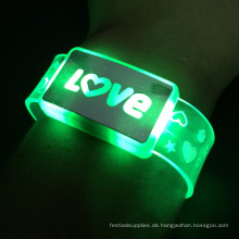 Neues Jahr 2017 Love Light Led Armband