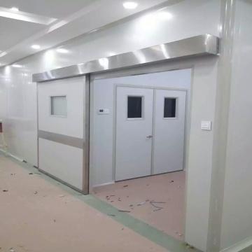 Внутренняя дверь больницы из нержавеющей стали