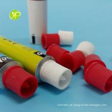 Tubos de alumínio dobrável pintura tubos tubos de embalagem
