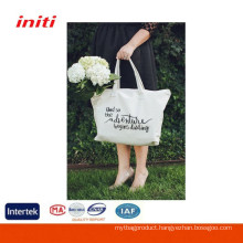 Reusable Cheap Price Cotton Canvas Tote Bag For Women