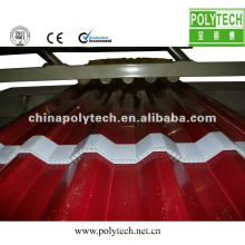 Twin-wall Hollow Roofing Sheet Co-extrusion Line