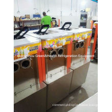 Pre - Cooling Ice Cream Making Equipment Low Mix Indicator For Kitchen