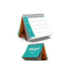 Professionelles kundenspezifisches Briefpapier / Bürobedarf Tischkalender