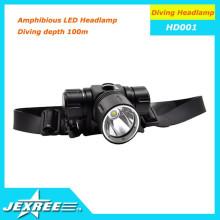 Bulk Price 800Lm 3 Mode Waterproof LED Headlamp Head Light Lamp pour le vélo en plein air