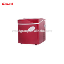Mini fabricante de hielo portable de la bala 15kg para el uso en el hogar